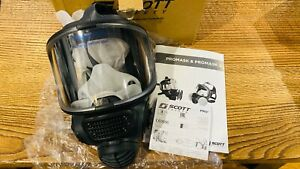 Security Scott Promask 2 + p3r Panoramic Filters Size M/L
