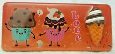 Souvenir Magnete da Frigo - Arancione Love Gelati