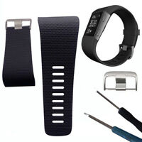 HK- Replacement Watch Band Strap Buckle Tool for Fitbit Surge Tracker Wristband