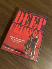 Deep Crimson (1996, dir. Arturo Ripstein) DVD - Good Condition