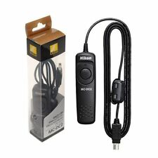 Nikon MC-DC2 Cable Disparador Remoto para Nikon D7000 D5000 D3100 D90 D5100