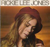 Rickie Lee Jones Vinyl LP Warner Bros. Records 1979, BSK-3296, Self-titled ~ VG