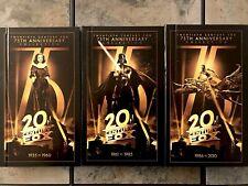 20th Century Fox 75 Years Anniversary Final Format Studio Showcase Collection