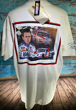 NASCAR Speed Zone MARK MARTIN 6 Valvoline Sam Bass Vintage T Shirt XL NWT USA