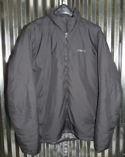 Patagonia Parka Jacket Black Men's Puff Primaloft Large