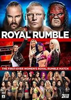 Wwe: Royal Rumble 2018 (2018, DVD NUOVO) (REGIONE 1)