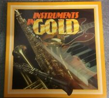 VARIOUS Instruments In Gold 1980s UK Reader's Digest 8 X LP Vinyl Box Set EXCELL