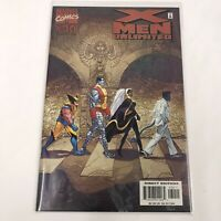 X Men Unlimited 30 Marvel Comics 2001 VF + / NM - 8.5 - 9.0 Michael Golden Cover