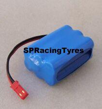 Batteria Battery RX 7.2v 1000mAh Ni-Mh AAA Ministilo per ricevente modellismo
