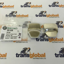 Land Rover Defender Side Body Hood Cleat Hook x2 - Bearmach - 301328