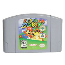 US Version Super Mario 64 Video Game Cartridge Console Card For Nintendo 64 N64