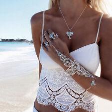 New Fashion Women Jewelry Chain Choker Elephant Pendant Statement Necklace
