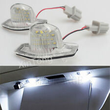 LED License Plate Light Lamp For Honda CRV Jazz Accord  Odyssey Fits Acura TL RL