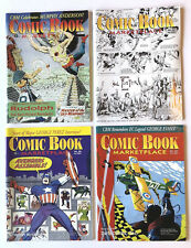 COMIC BOOK MARKETPLACE 86 87 88 89 Lot of 4 George PEREZ EVANS Murphy Anderson