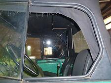 Unimog Cabrio  421-403-406 Fensterdichtung Grade Scheibe