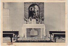 LUCCA PIETRASANTA 35 VILLA RADIOSA - ALTARE CAPPELLA Cartolina viagg. 1959