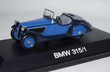 BMW 315/1 blau/schwarz 1:43  Schuco neu & OVP 2322