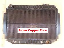 Radiator Holden HQ HJ HZ HX LH LX V8 CHEV kingswood V8 Copper Brass 4 Row HDuty