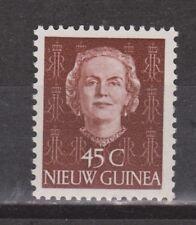 Indonesia Nederlands Nieuw Guinea New Guinea 15 MLH ong 1950-1952 Juliana