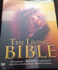 The Living Bible  New Testament 2004 Boxed Set Collector's Classics 2 DVD ROM