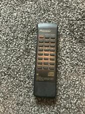 Pioneer remote control CU-PD105 for CD players
