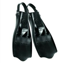 ScubaPro Jet Scuba Diving Fins Adjustable - Black Large