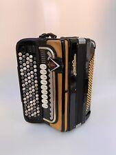 Frontalini Musette Chromatic Button Accordion Acordeon Akkordeon Fisarmonica
