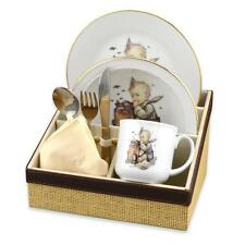 Hummel Honey Lovers Child's Eating Set by Reutter Porcelain of Germany