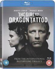 Girl With The Dragon Tattoo 5050629083934 Blu-ray Region B
