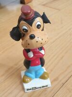 Vintage DISNEY GOOFY Nodder Bobblehead Composition 1960's Disney World (V176)