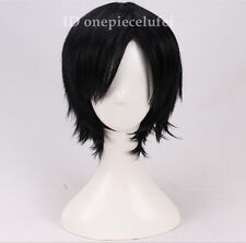Code Geass Lelouch of the Rebellion/Lulu/Amano Yukiteru Short Cosplay Party Wig