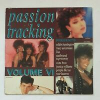 Various ‎- Passion Tracking (Volume VI) - PADLP 106 - UK Pressing - Vinyl LP