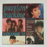 Various - Passion Tracking (Volume VI) - PADLP 106 - UK Pressing - Vinyl LP