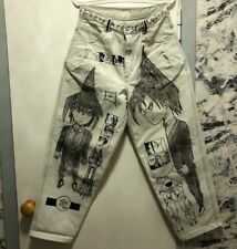 Shaman king custome vintage jeans