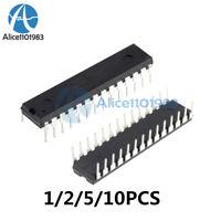 1/2/5/10PCS Original ATMEGA328P-PU DIP-28 Microcontroller IC For ARDUINO UNO R3
