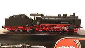Märklin Marklin 1 GAUGE 5797 DB BR 38 STEAM LOCOMOTIVE & TENDER OB