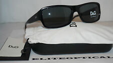 Dolce & Gabbana D&G New Authentic Sunglasses Black/Grey DD3060 501/87 59 16 135