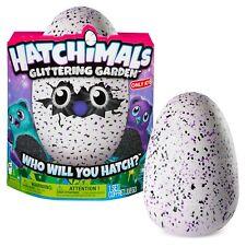 Hatchimals® Glittering Garden Hatching Egg Toy Glitzy Bearakeet NEW DAMAGED BOX
