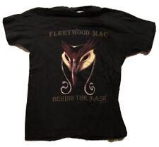 Vintage 1990 Fleetwood Mac Behind The Mask Tour T-shirt