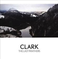 CLARK (WARP) - THE LAST PANTHERS [SLIPCASE] NEW CD