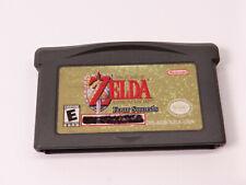 The Legend of Zelda Four Swords Gameboy Advance Nintendo Not for Resale NFR Demo