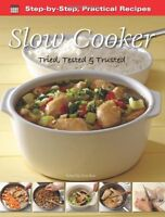 Step-by-Step Practical Recipes: Slow Cooker,Gina Steer