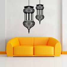 Islamic Muslim Wall Sticker Arabic Bismillah Quran Calligraphy Art Home Decor