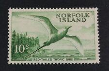 MOMEN: NORFOLK ISLAND 10sh MINT OG NH LOT #9727