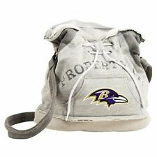Baltimore Ravens Hoodie Duffle Purse