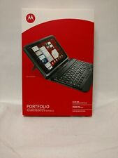 Portfolio with Wireless Keyboard for Droid Xyboard 10.1 by Motorola