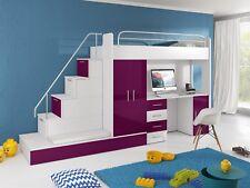 Etagenbett Kinder Halbhoch : Flexa betten etagenbett kinderbett plattformbett und