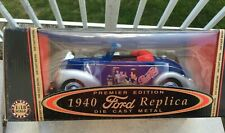 1940 FORD REPLICA PEPSI-COLA VAN 1:18 DIECAST by GOLDEN WHEEL RARE COLORS