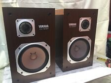 Yamaha NS-20T Natural Sound Speaker System Pair