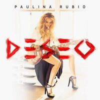 NEW - Paulina Rubio CD Deseo **NUEVO**  602557242195 SHIPPING NOW!